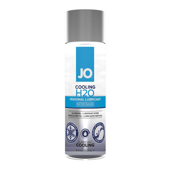 JO H2O cool lubricant