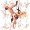 Love swing to experience hundreds of combinations of positions for one or two people