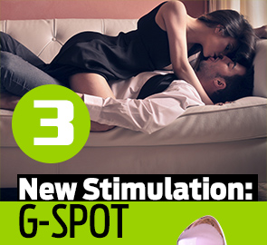3. New Stimulation: G-Spot